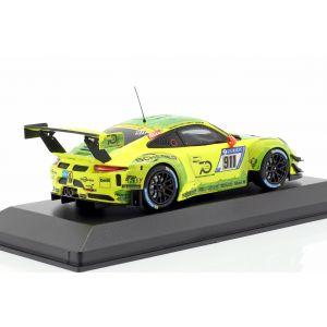 Porsche 911 (991) GT3 R #911 24h Nürburgring 2018 Manthey Grello 1:43