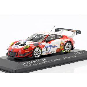 Porsche 911 (991) GT3 R #31 24h Nürburgring 2018 Frikadelli Racing 1:43