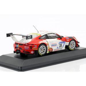 Porsche 911 (991) GT3 R #31 24h Nürburgring 2018 Frikadelli Racing 1/43
