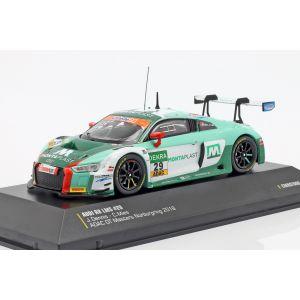 Audi R8 LMS #29 Dennis, Mies GT Masters Nürburgring 2018 1:43