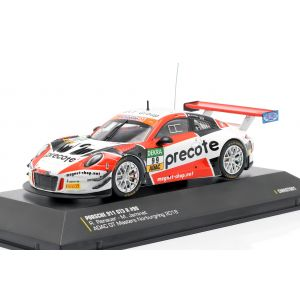 Porsche 911 (991) GT3 R #99 Renauer, Jaminet GT Masters Champion 2018 1:43