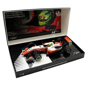 Mick Schumacher Dallara Mercedes F317 Prema Racing Formel 3 1:18