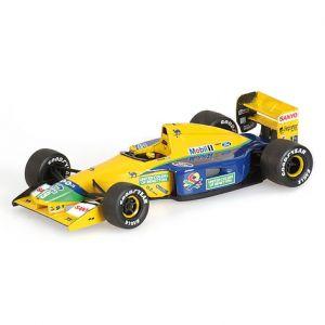 Michael Schumacher Benetton Ford B191B 1992 1:43