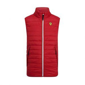 Scuderia Ferrari Vest red