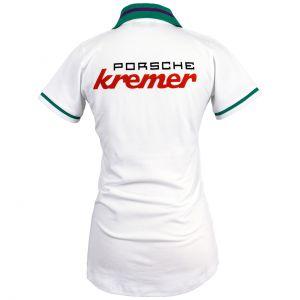 Kremer Racing Damen Polo 76 back