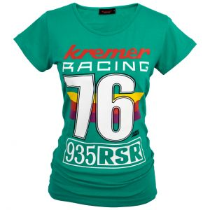 Kremer Racing Damen T-Shirt 76
