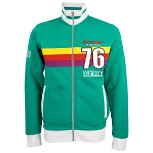 Kremer Racing Sweat zippé 76