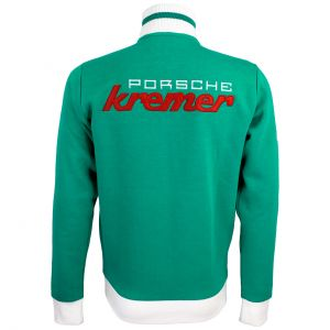Sweat Jacket Kremer Racing 76 back