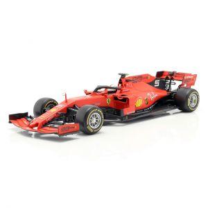 Sebastian Vettel Ferrari SF90 #5 Formel 1 2019 1:18