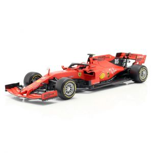 Charles Leclerc Ferrari SF90 #16 formule 1 2019 1:18