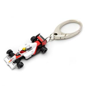 McLaren MP4/4 Keyring