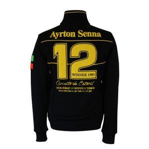 Ayrton Senna Jacket 1st Victory back