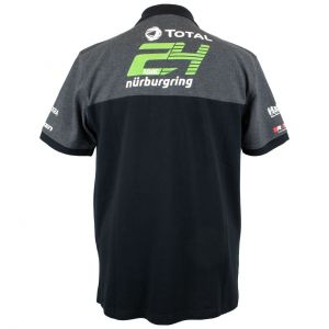 24h-Rennen Polo-Shirt Sponsor 2020