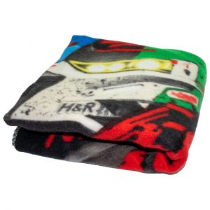 24h-Race Fleece Blanket 2020