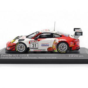 Porsche 911 GT3 R #31 Winner VLN 3 Nürburgring 2018 Frikadelli 1:43