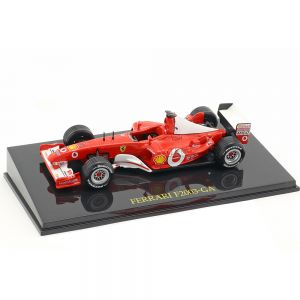 Michael Schumacher Ferrari F2003-GA #1 Weltmeister Formel 1 2003 1:43