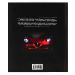 Livre Legendäre italienische Automobile: La bella macchina!
