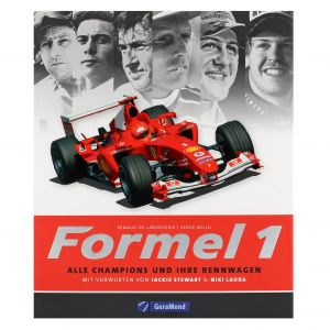 Book Formula 1 from Renaud De Laborderie and Serge Bellu