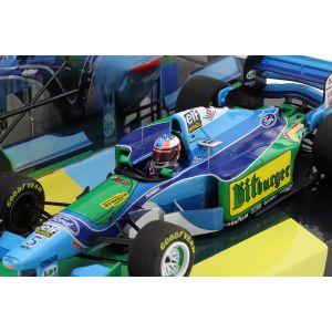 Michael Schumacher Benetton B194 #5 World Champion Formel 1 1994 1:43