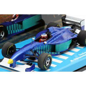 Michael Schumacher Sauber C16 Test Fiorano Formula 1 1997 1:43