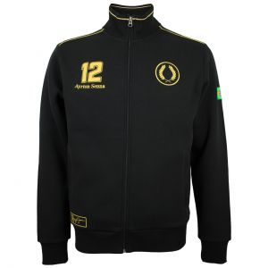 Ayrton Senna Sweatjacket Classic Team Lotus