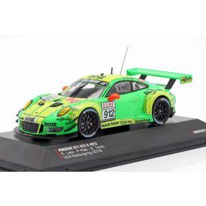 Porsche 911 (991) GT3 R #912 VLN Nürburgring 2018 1:43