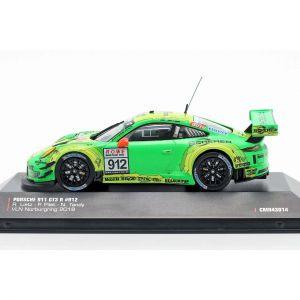 Porsche 911 (991) GT3 R #912 VLN Nürburgring 2018 1/43