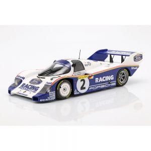 Porsche 956K #2 record du tour 1000km Nürburgring 1983 Bellof, Bell 1/18