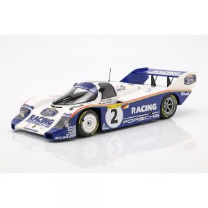 Porsche 956K #2 Rekordrunde 1000km Nürburgring 1983 Bellof, Bell 1:18