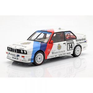 BMW M3 (E30) #14 ganador Norisring DTM 1992 Joachim Winkelhock 1/18 Solido