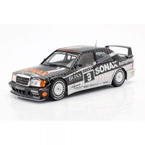K. Ludwig Mercedes-Benz 190E 2.5-16 Evolution II #3 DTM Meister 1992 1:18