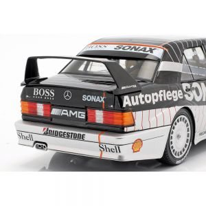 K. Ludwig Mercedes-Benz 190E 2.5-16 Evolution II #3 Champion DTM 1992 1/18
