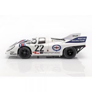Porsche 917K #22 ganador de las 24h de LeMans 1971 Marko, van Lennep 1/18 CMR