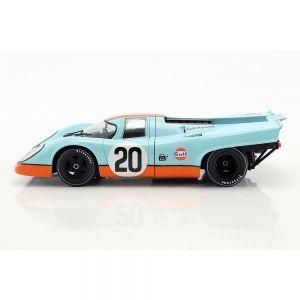 Siffert, Redman Porsche 917K #20 24h LeMans 1970 1/18