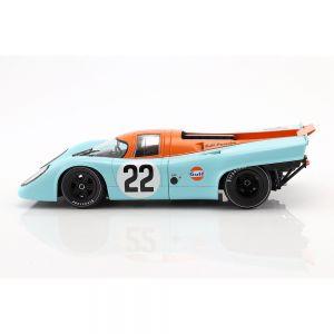 Hobbs, Hailwood Porsche 917K #22 24h LeMans 1970 1:18