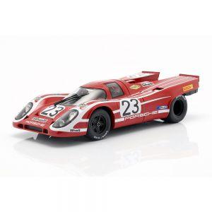 Attwood, Herrmann Porsche 917K #23 vincitrice 24h LeMans 1970 1/18