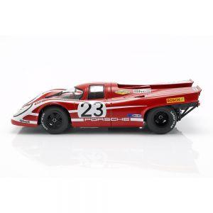 Attwood, Herrmann Porsche 917K #23 gagnante des 24h de LeMans 1970 1/18