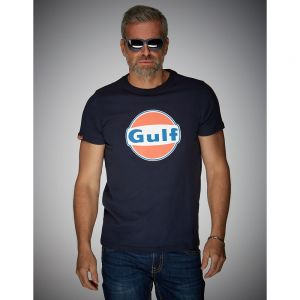 T-Shirt Gulf Dry-T bleu marine