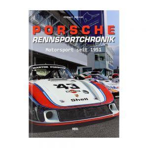 Porsche Rennsportchronik - Motorsport desde 1951