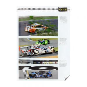 Porsche Rennsportchronik - Motorsport depuis 1951