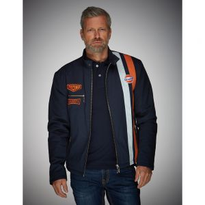 Gulf Jacket Roadmaster navy