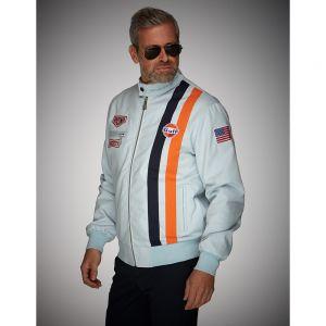 Gulf Jacket Michael Delaney bleu Gulf - limité