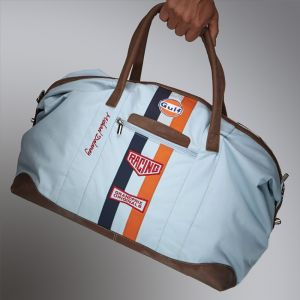 Gulf travel bag Michael Delaney gulf blue - limited