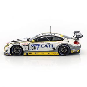 BMW M6 GT3 #99 10. Platz 24h Nürburgring 2017 ROWE Racing 1:18 Minichamps