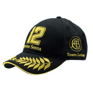 Ayrton Senna Cap JPS Lotus