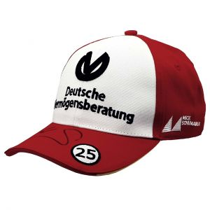 Mick Schumacher Cap 25 Personal Edition - limited