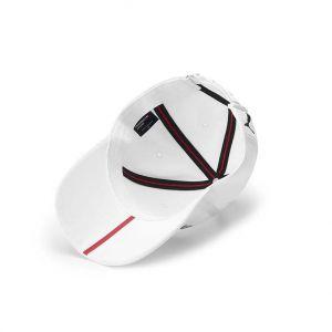 Cappello bianco squadra della Porsche Motorsport