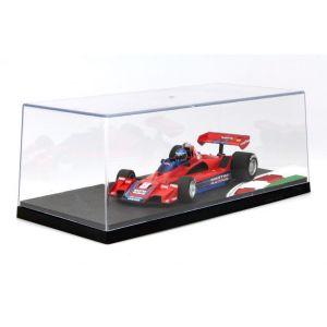 Vitrine pour voitures miniatures à l'échelle 1/18