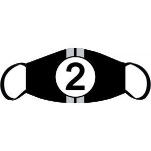 GT 2 Mund-Nasen Maske
