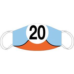 GP 20 Mund-Nasen Maske